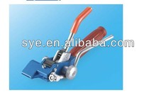 Automatic Cable Tie Gun , Stainless Steel Cable Tie Fasten Tool, Tensioning Tool For Stainless Steel Cable Tie