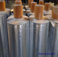aluminum foil butyl sealing tape protection for Gas steel pipe