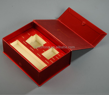 Luxury Red Jewelry Empty Gift Boxes