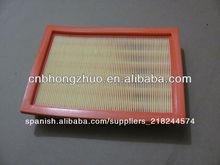 De aire del coche de filtro 71736126/7722936 para fiat