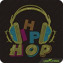 Fans de Hip Hop Música Neon <span class=keywords><strong>Espárragos</strong></span> Hot Fix Motif