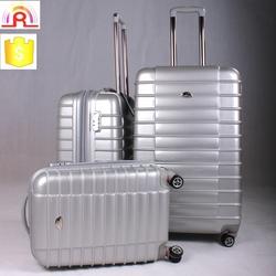 wholesale fashion ABS hard universal wheels trolley luggage travel bags, polo luggage, luggage bag