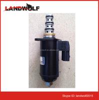XCMG/SANY Spare parts 60065224-Sany excavator/Kawasaki shift solenoid valve /cut solenoid valve KWE5K-31/G24DB50