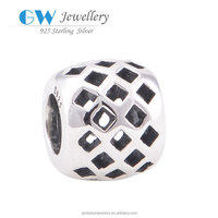 Yiwu 925 Sterling Silver Wholesale Loom Charms