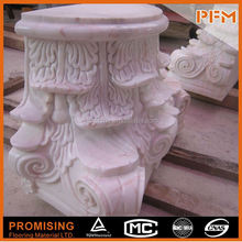 China wonderful house material marble desk and chair