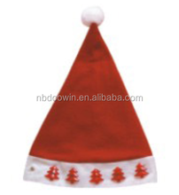 Christmas hat with tree decoration