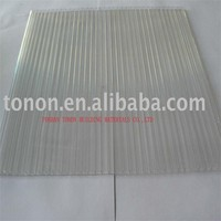 foshan tonon polycarbonate panel manufacturer policarbonato twin wall sheet made in China