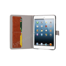 Retro vintage folding case for apple ipad mini 4