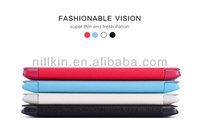 NILLKIN Color Painting Fresh Flip Case For Lenovo K910