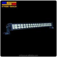dot approved led light bar/offroad led spot light bar/led light bar fire truck