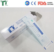 Manufacturer Price Hot sale medical dental Self sealing sterilization adhesive pouches for EO and Steam