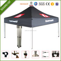 cheap pop up plastic cover waterproof top trampoline tent canopy fabric