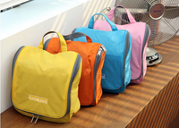 Wholesale big capacity Fashion Cosmetic Bag case for Men or Women Waterproof Hanging Travel Toiletry Bag