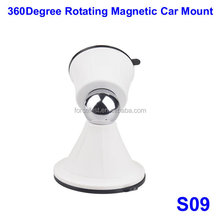 3Years' Experience 2015 S09 Universal Car Windshield Monbile Phone Mount Holder wholesale unique magnet cell phone holder