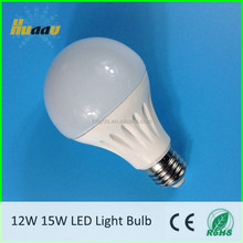 New design 15W dimmable led light bulb r80 e27 led bulb
