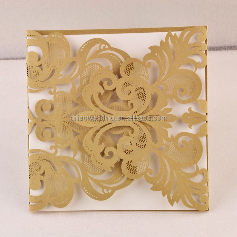 best price laser cut wedding cards laser cut wedding invitations laser
