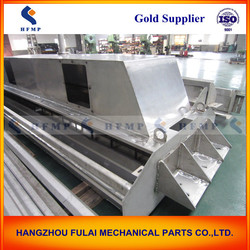 customized large stainless steel filter for industry