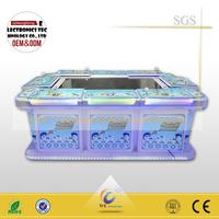 Ocean Monster fish hunter games,fish video game machine,fishing Machine 8 players screens