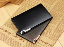 2015 new arrival thin wallet,wallet bag,wallet logos
