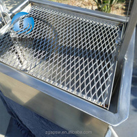 TYLH Factory Expanded Metal Mesh for BBQ Grill