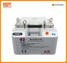 wholesale AK vacuum laminating machine 12 inch all-in-one MAG OCA vacuum laminator no need bubble remover one button finish work