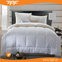 China supplier for summer duvet in check style for hotel use