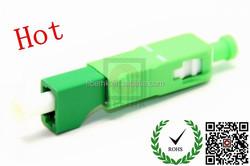 China Supply Plastic Hybrid LC/SC Fiber Optic Adapter