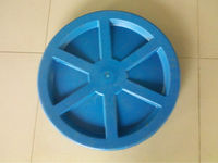lid/cap blow mould for water tank