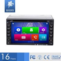 Superior Quality Competitive Price Convex Dvd Player For Cars