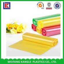 LDPE biodegradable customer designed packing can liner for kitchen