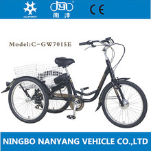 Three wheel electric Adult Tricycles