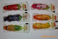 fruit shape pouch packaging bags /plastic pouch