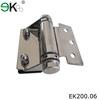 Stainless steel frameless glass shower door pivot hinge