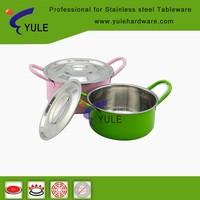 Hot selling Kitchen Pot/Hot Pot/ Stainless Steel Deep Casserole