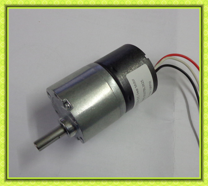 Low Noise High Torque Precise Low Speed Electric Brushless