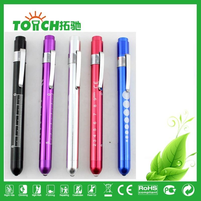 Ручка фонарик для врачей