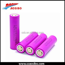 Universal lg 18650 lg hd2 with 25A discharge rate lithium ion 18650 lg hd2 battery