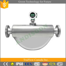 Andisoon AMF080 factory direct selling coriolis mass flow meter