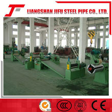 Automatic Hot Steel Coil Slitting Machine Aluminum Cutting And Slitting Line