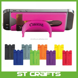 Hot sales promotional colorful cell phone holder/mobile phone holder