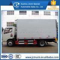 High Performance Dongfeng 1ton freezer mini cargo vans price