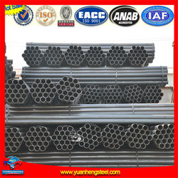 good quality ERW black iron pipe butt welded fittings made in china