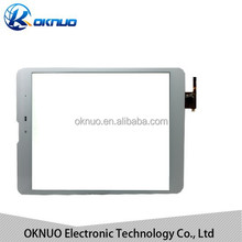 Competitive price touch screen replacement for Texet 7.85
