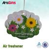 Cheap car air fresheners paper