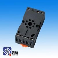 12amps 8 pin magnetic power plug relay socket UB08 - E