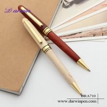 Wholesale stylus wooden pen wood ball point pen