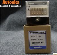 100% New and original FX6, FX6Y-I/FX6Y-1, FX6-2P AUTONICS Counter design,counter display, Timer, Counter