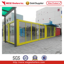 20foot modular container house for office