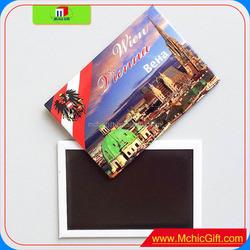 2015 New brand cities fridge magnet/vienna fridge magnet with great price