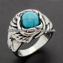 316L stainless steel jewelry turquoise manufacturing jewelry companies in china expoter usa costume jewelry